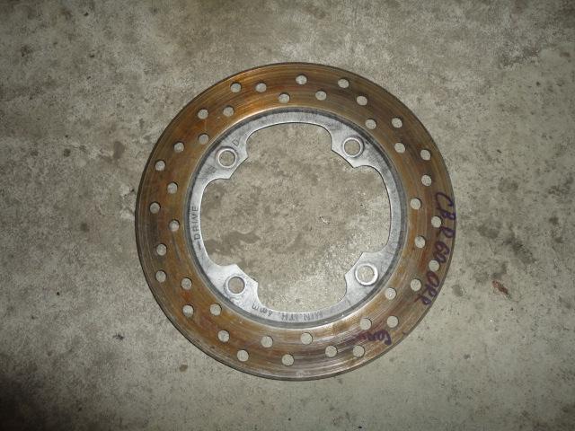/honda/CBR_600_rr_2005_2006/Тормозная система: диск тормозной задний (43251-MEE-000).