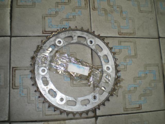 /honda/CBR_600_rr_2005_2006/Звезда ведомая 43 зуб 41201-MEE-A00.