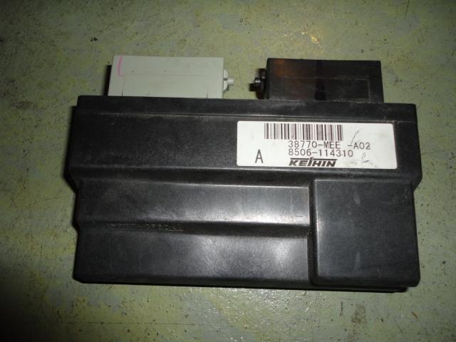 /honda/CBR_600_rr_2005_2006/Электрика: коммутатор (ЭБУ) двигателя 38770-MEE-A02 (америка, без чипа)