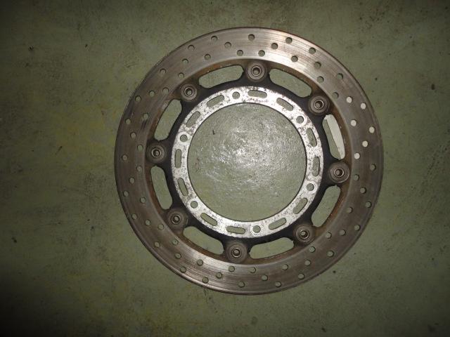 /yamaha/YZF_R1_2002_2003/Тормозная система: диск тормозной передний 1 шт. 5JJ-2581T-11-00 (5JJ-2581T-10-00).