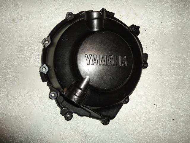 /yamaha/YZF_R6_2003_2004/Двигатель: крышка сцепления (правая сторона) 5SL-15421-00-00 с прокладкой 5SL-15461-01-00.