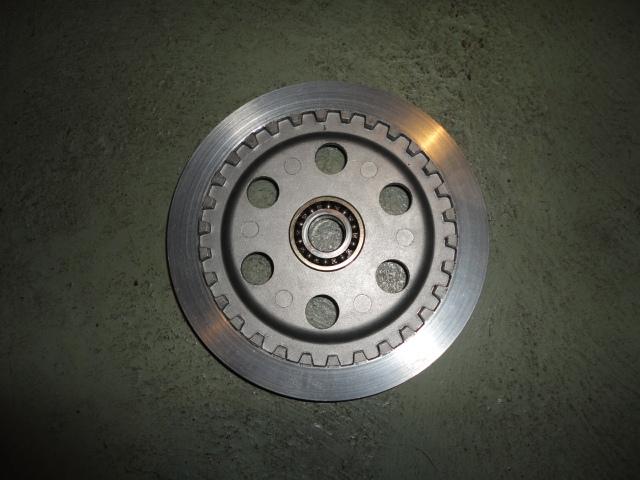 /yamaha/YZF_R1_1998_2001/Двигатель: нажимная плата сцепления 4XV-16351-00-00 с подшипником 93306-00315-00.