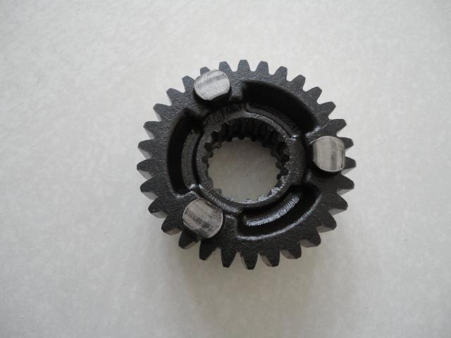/yamaha/YZF_R1_1998_2001/Двигатель: КПП шестерня вторичного вала 5TH Wheel 4XV-17251-00-00/5JJ-17251-00-00 (30T)