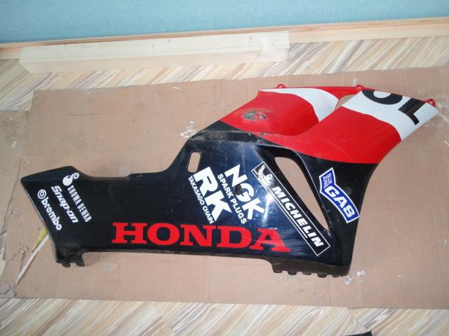 /honda/HONDACBR1000RR2004-2005/Пластик: боковой нижний правый (плуга) 64400-MEL-A00Z.