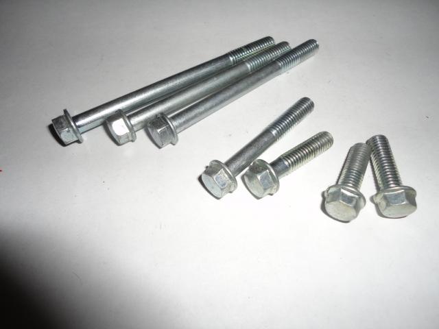 /honda/HONDACBR1000RR2004-2005/Крепеж: болты пластика 6х75 - 1 шт., 6х65 - 2 шт., 6х40 - 1 шт., 6х25 - 1 шт., 6х20 - 2 шт.