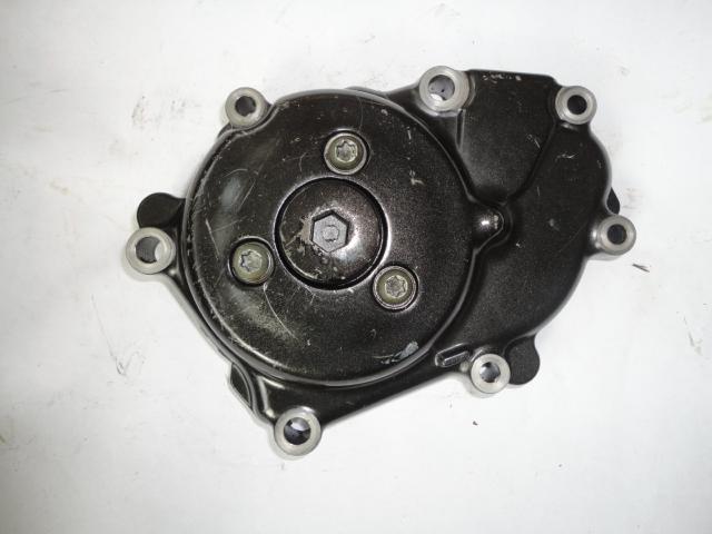 /yamaha/YZF_R1_2004_2005_2006/Двигатель: крышка генератора 5VY-15411-00-00 с прокладкой 5VY-15451-00-00.